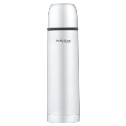 Thermos Stainless Steel Flask & Water Bottle with Cup 500ml